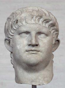 statua romana del I secolo a.C.