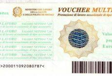 Abolizione voucher: 870mila lavoratori a rischio