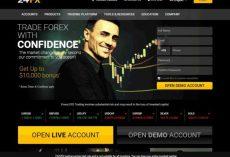 24FX: forex trading in tutta sicurezza