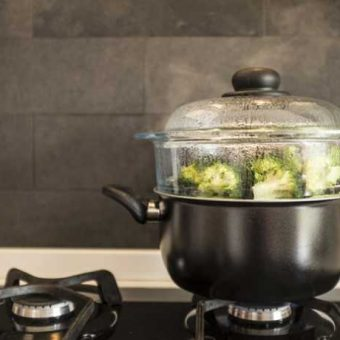 Cottura a vapore, la scelta ideale per cuocere la verdura